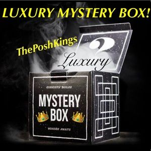 RESELLER LUXURY MYSTERY BOX EST. ORIG VALUE $1500